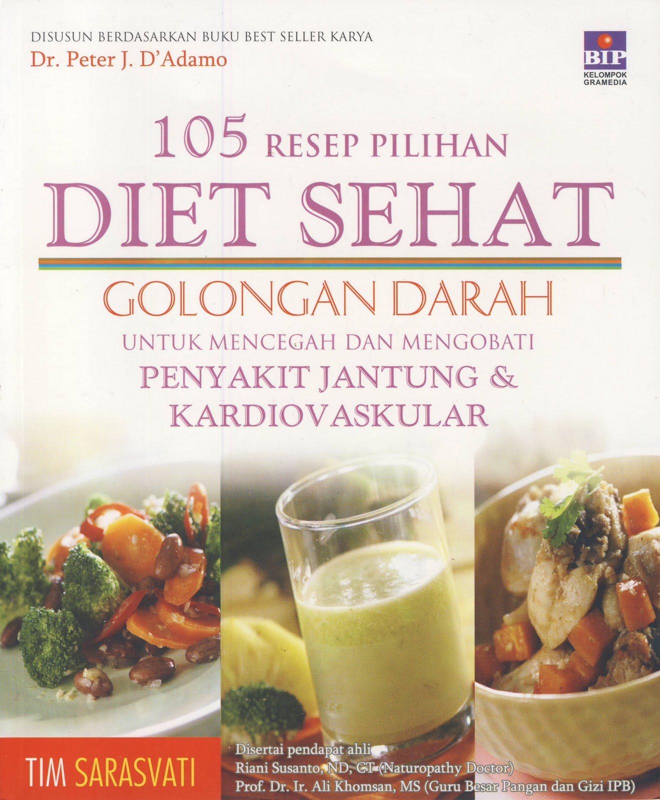 Makanan Untuk Diet Sesuai Golongan Darah