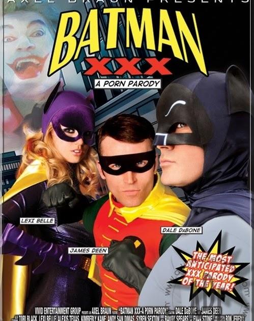 batman comic hentai
