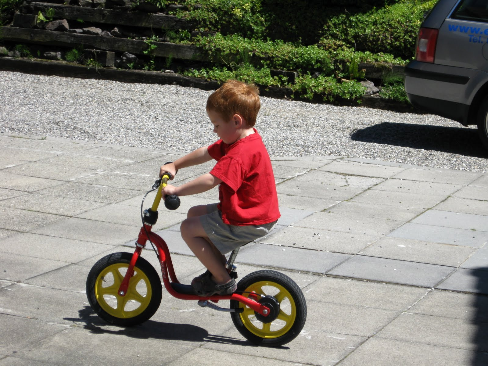 Day Sixty Seven From Training Wheels To Two Wheels How