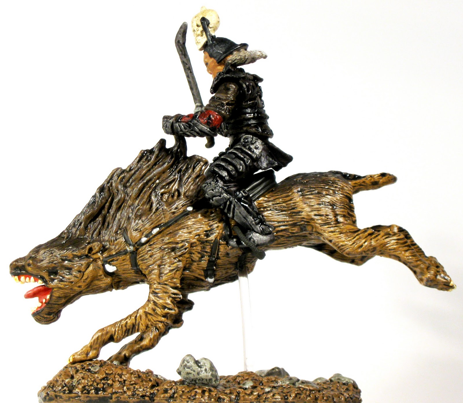 Toys And Stuff Aome Lotr Morannon Orc On Warg 1