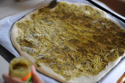 Munakoisopizza