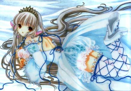Aniem Girl Wallpaper Bareriicons Chobits