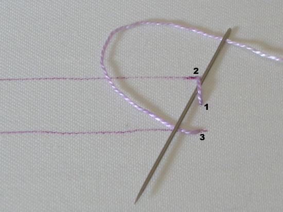 Loop Stitch Embroidery | Www.pixshark.com - Images Galleries With A Bite!