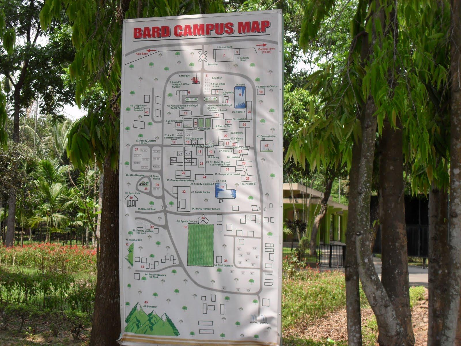 Bangladesh Academy for Rural Development - Comilla | Lonely Traveler