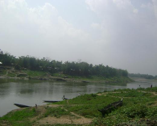 river kushiara, sylhet