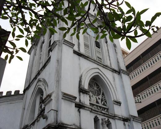 holy cross church, laxmibazar, dhaka