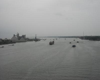 Dhaleswari river
