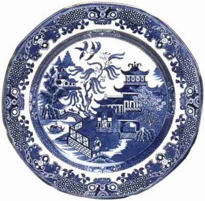 Most Of Us Have At Some Point Or Another Seen Held Owned A Piece Blue Willow Transferware It Is Easily Recognizable And Said To Be The
