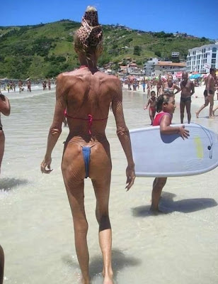 Junior pageant nudist