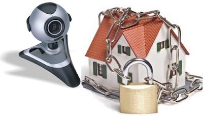 make your own home surveillance system tech quark. Black Bedroom Furniture Sets. Home Design Ideas