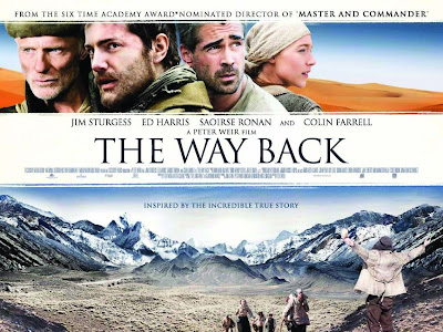 The Way Back O Filme