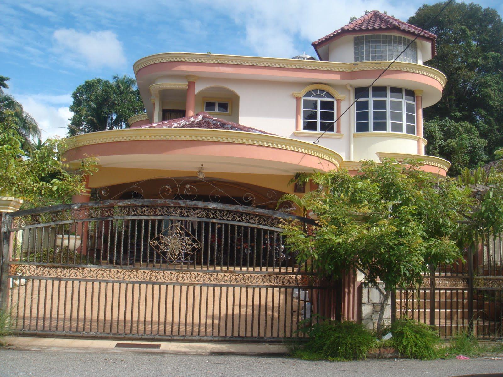 478 Foto Desain Rumah Siti Nurhaliza Bak Istana Paling