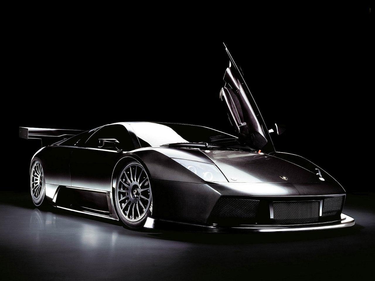 Pz C Black Car