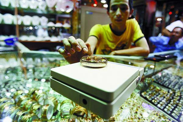 Analisis Keuangan Bikin Rekor Lagi Harga Emas Incar Usd