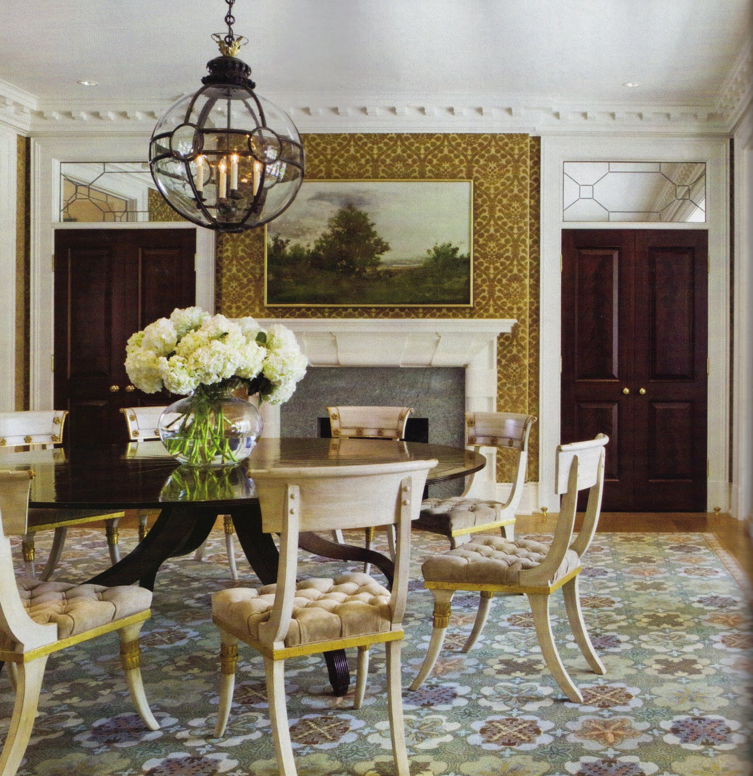 US Interior Designs: THOMAS PHEASANT