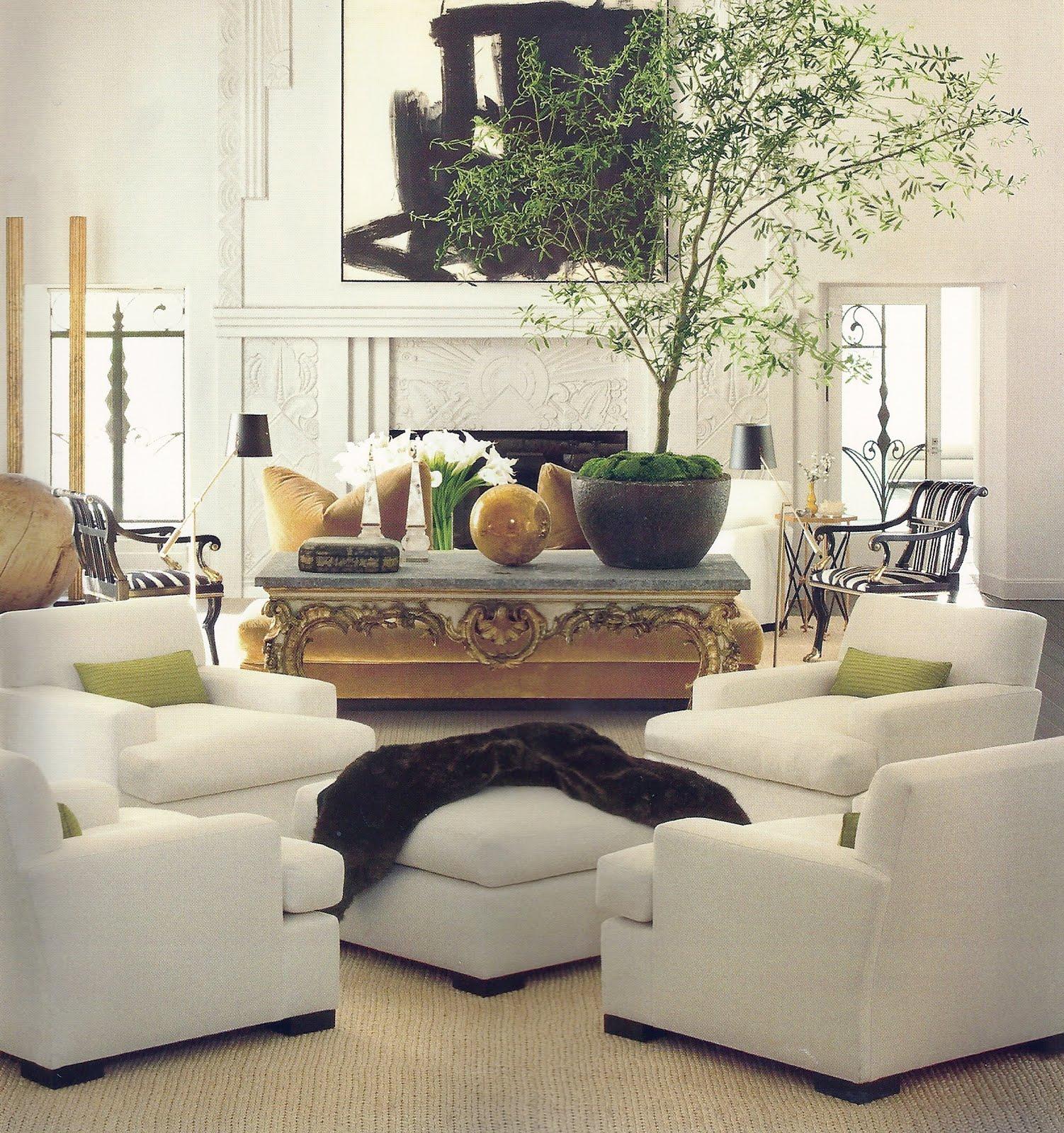 Us Interior Designers: US Interior Designs: RICHARD HALLBERG IN LOS ANGELES