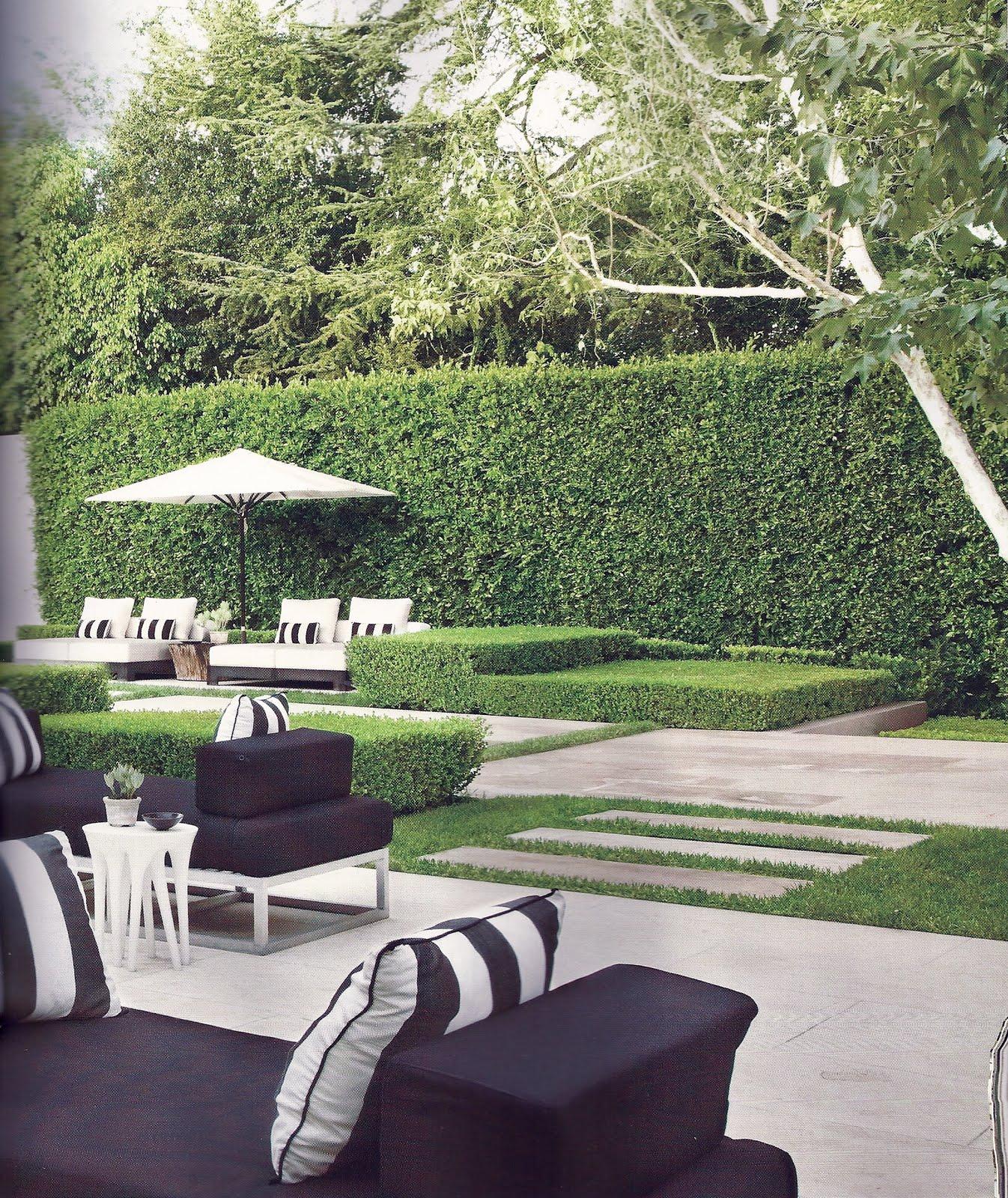 Beautiful Homes In Los Angeles: Splendid Sass: RICHARD HALLBERG IN LOS ANGELES