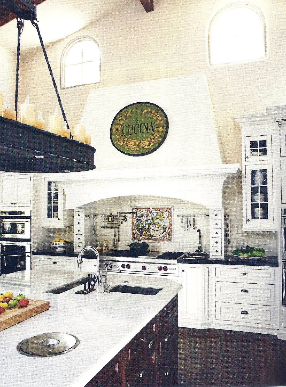 US Interior Designs: SPANISH STYLE IN SANTA BARBARA