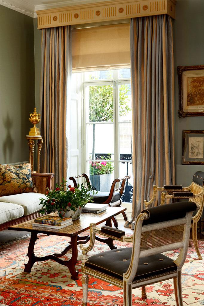 Us Interior Designs Jacques Grange: US Interior Designs: PHILIPPA DEVAS IN LONDON