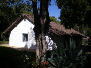 The Jose De Vallejo Adobe On California Nursery Growing Grounds George Roeding Junior And His Wife Frances Had Mission Red In 1930