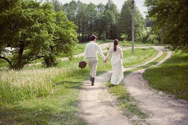 Postcards And Pretties: {real Wedding} Victoria And Eimantas