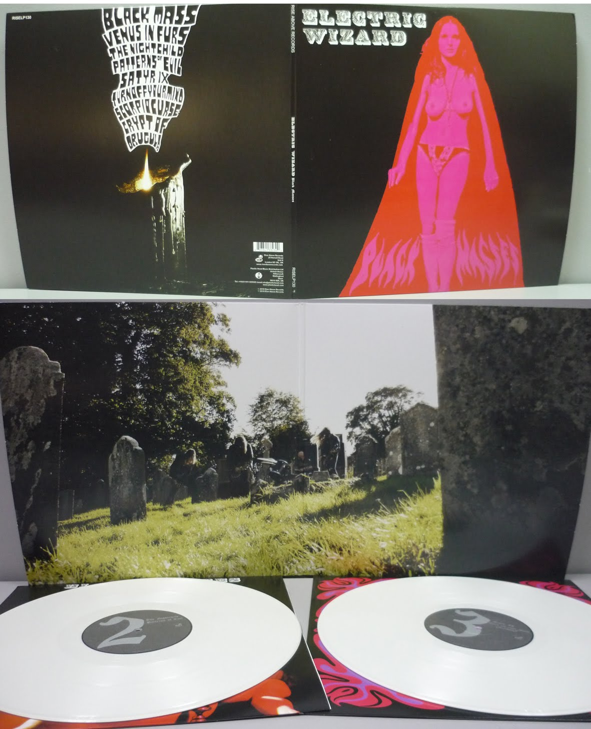 Black Seeds Records Electric Wizard Black Masses Dblp