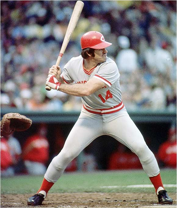 Pete rose asshole