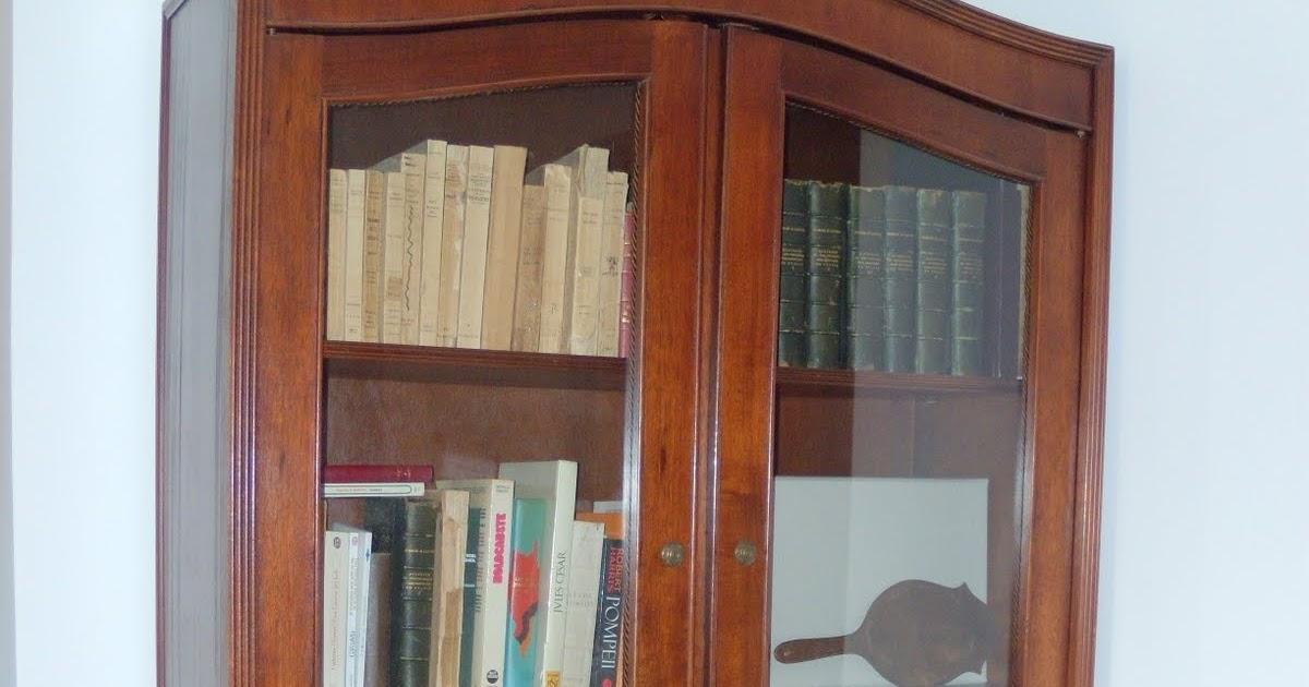 Mueble Librero Antiguo