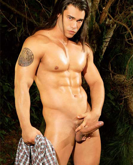 Suggest you Jacob black with naked