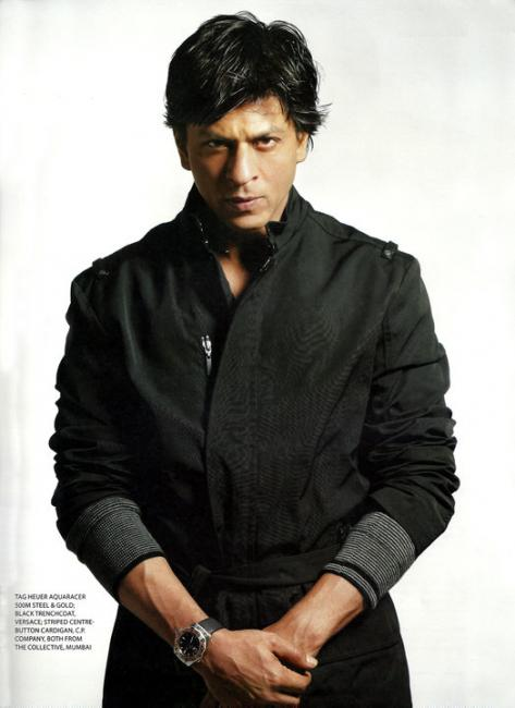 Shah Rukh Khans MW Scans Latest Wallpapers