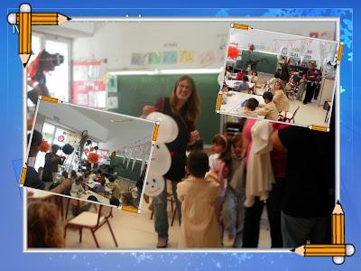 Taller de Halloween, escuela, infantil, colegio, halloween, madres, madres y e hijos,