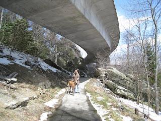 Nova at Linn Cove Viaduct