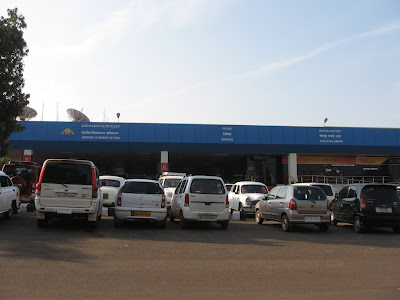 Mangalore International Airport, Bajpe
