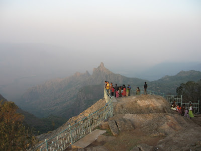 Rangaswamy peak, Kodaman view point