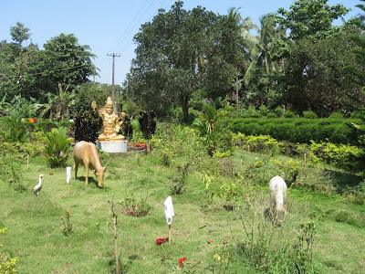 Park near Sowthadka Temple