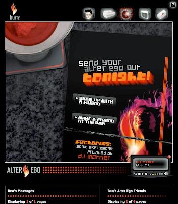 Ben Levy: Burn Alter Ego Facebook App a