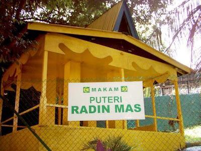 Lagenda Melayu Radin Mas