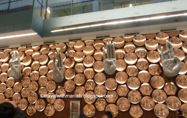 आइए आज आपको ले चलें दिल्ली हवाई अड्डे के टर्मिनल 3 के सफ़र पर…