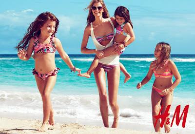 bikinis nueva colección primavera verano h&M
