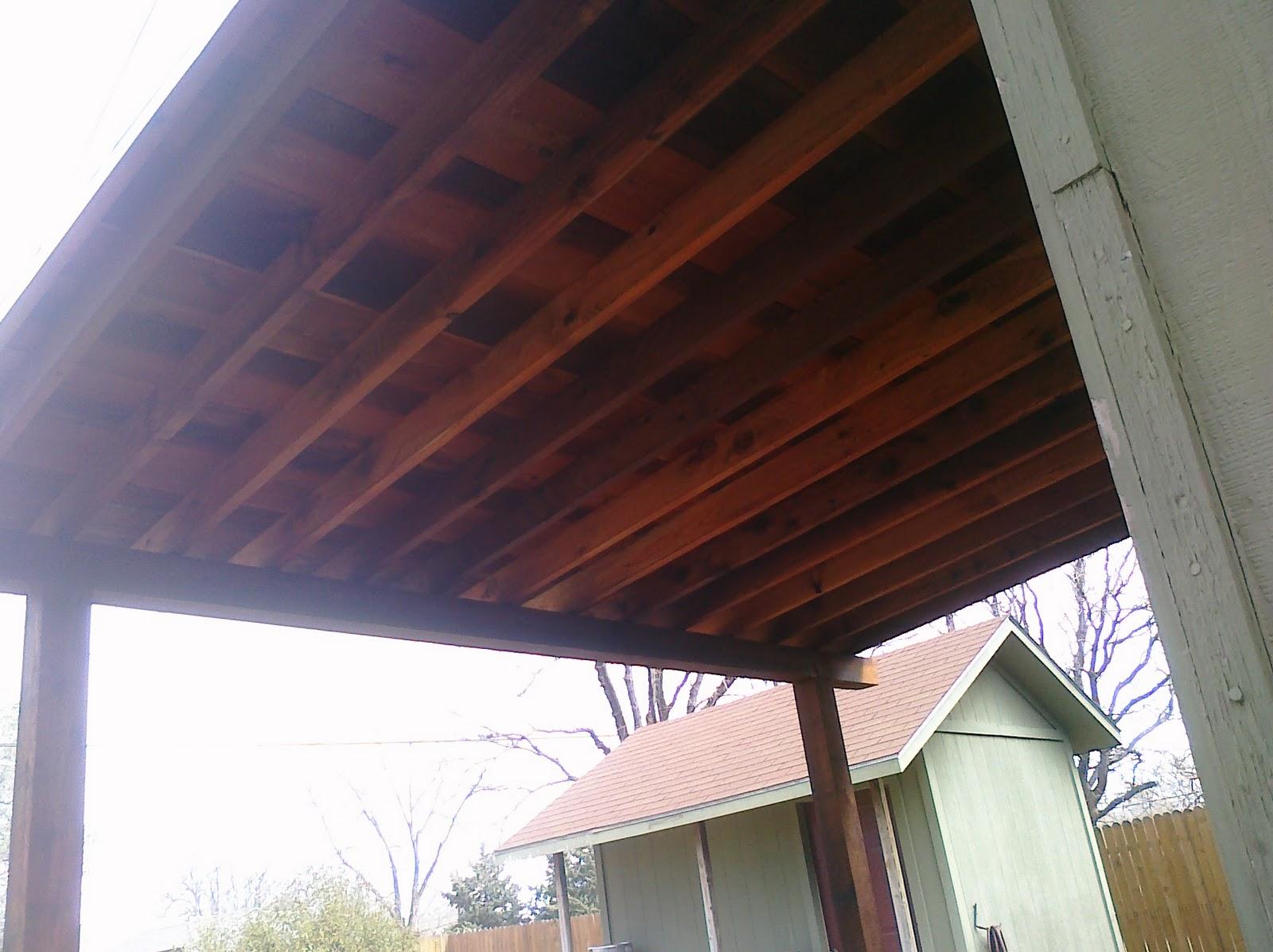 Pergolas Arbors And Decks In Lubbock Tx Back Porch Deck