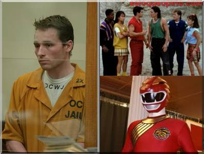 Red Power Ranger Sentenced to DEATH