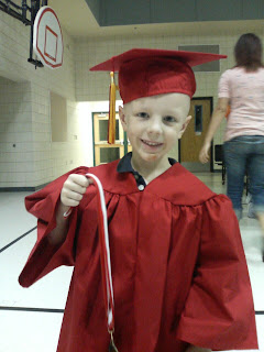 Crazy For Corey Goddard School Pre K Graduation