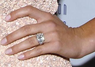 Celebrity Engagement Rings Danica Patrick 4 Carat Plus