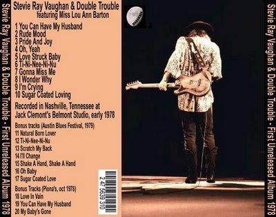 SRV Unreleased Album Nashville '78 - I Wonder Why - YouTube  Stevie Ray Vaughan Unreleased 1st Album
