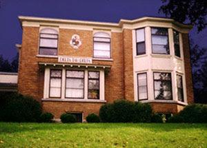 Delta Tau Delta Houses: Syracuse