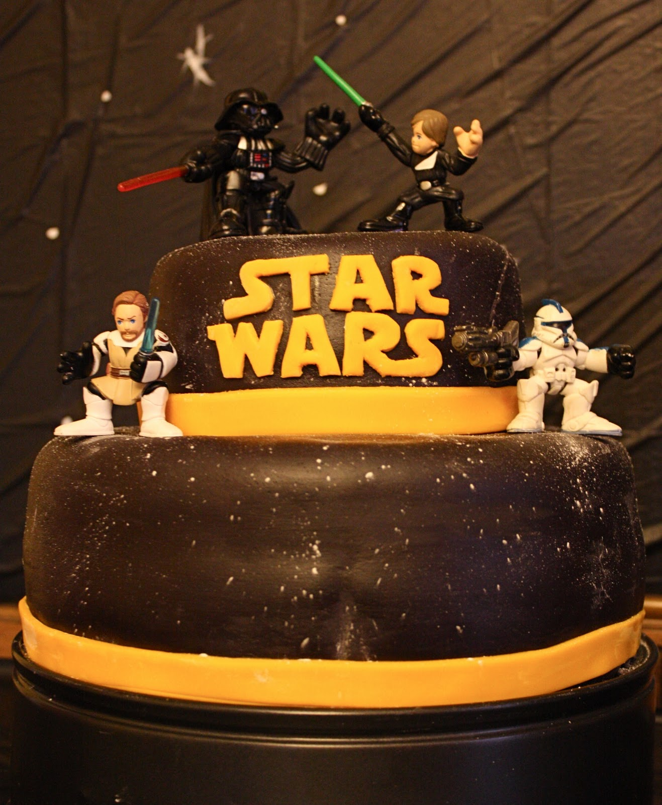 At Second Street Star Wars Party What I Did