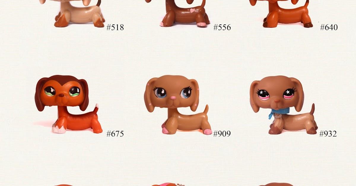 Nicoles Lps Blog Littlest Pet Shop Pets Dachshund