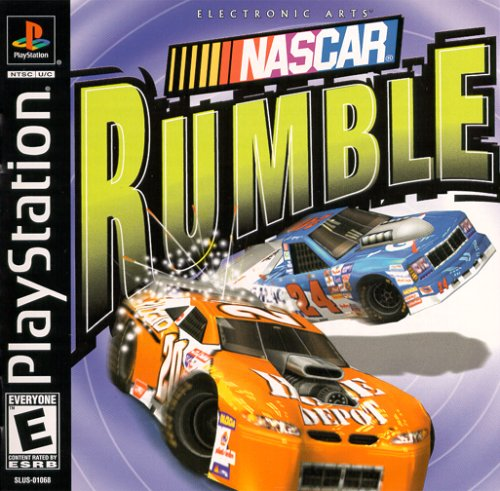 Download Nascar Rumble PS1 [psx] iso - JUNAIDI ABDUL MUIN ...