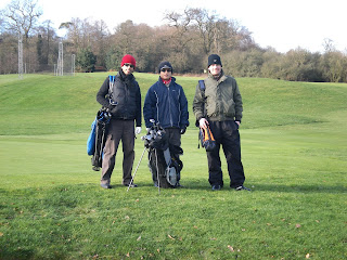 Stanmore and Edgware Golf Club in London