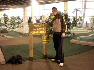 Paradise Island Adventure Golf at Xscape Braehead
